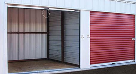 StorageMart on Jefferson Davis Hwy in Spotsylvania Self Storage Units