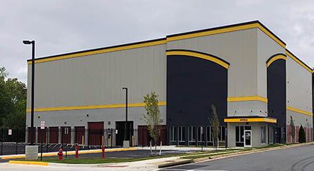 StorageMart on Jefferson Davis Hwy in Spotsylvania Self Storage