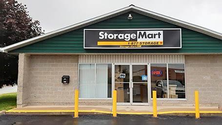 StorageMart on John St N in Alymer, ON Self Storage