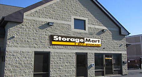 StorageMart on Keele St-in Concord-Vaughan Self Storage