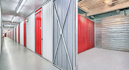 StorageMart on Keele Street in Maple Interior Heated Units
