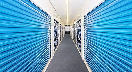 StorageMart on Kipling Ave in Etobicoke Climate Controlled Unit