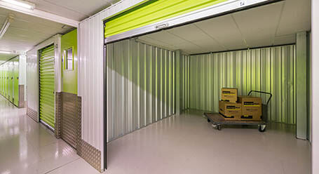 StorageMart on Knaves Beech Way in High Wycombe Indoor Storage Units