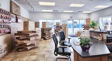 StorageMart on Lauzon Road in Windsor Self Storage Facility
