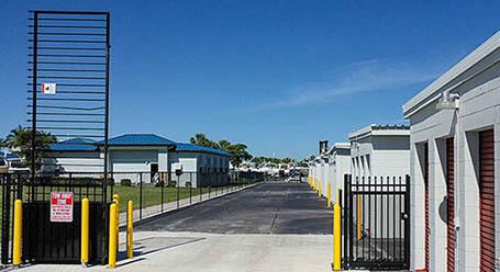 StorageMart on McGregor Blvd in Fort Myers Gated Access