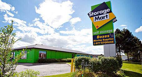 StorageMart on Nipissing Rd in Milton Self Storage