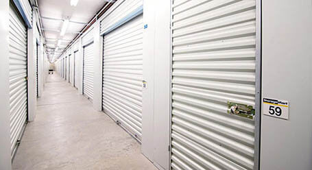 StorageMart on North Columbia Street in Milledgeville Climate Control Units
