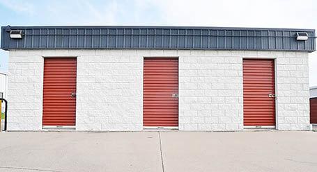 StorageMart on Northwest Jefferson Street in Grain Valley Self Storage Units