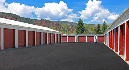 StorageMart on Park Avenue in Basalt Drive-Up Units