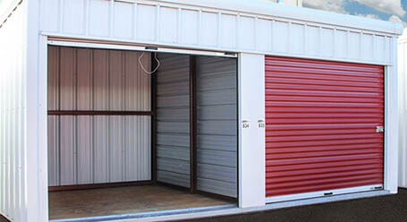 StorageMart on Park Avenue in Basalt Self Storage Units