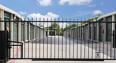 StorageMart on Potranco Road in San Antonio Gated Access