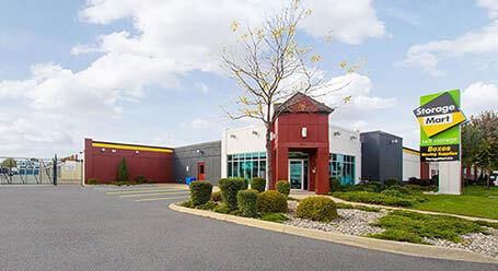 StorageMart on Queensway in Etobicoke Self Storage
