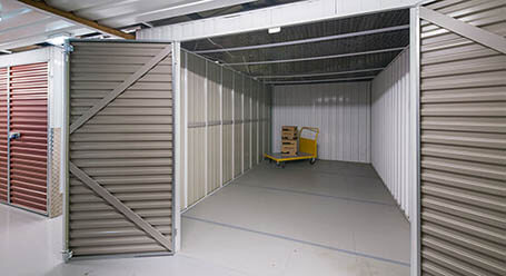 StorageMart on Rapier Street in Ipswich self storage units