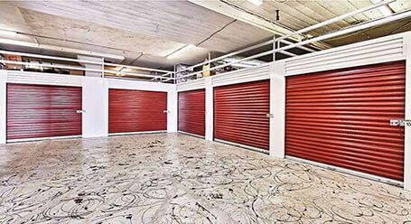 StorageMart on San Pablo Avenue in Oakland Loading Bay