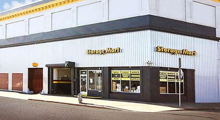 StorageMart on San Pablo Avenue in Oakland Self Storage
