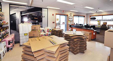StorageMart on Sandra Schmirler Way in Regina Self Storage Facility