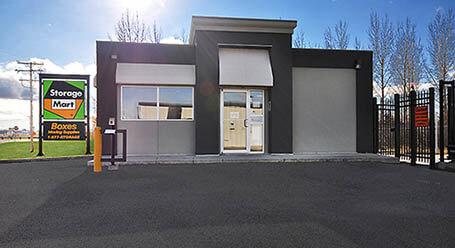 StorageMart on Sandra Schmirler Way in Regina Self Storage Units