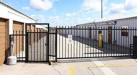 StorageMart on SE Delaware Ave in Ankeny Gated Access