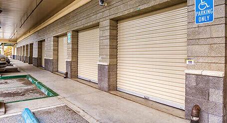 StorageMart on Soquel Drive in Santa Cruz Drive-Up Units