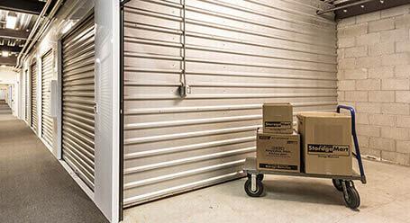 StorageMart on Soquel Drive in Soquel Climate Control Units