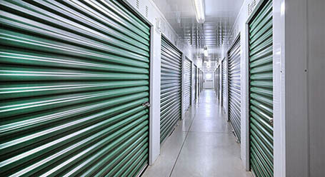 StorageMart on South Edgeware Rd in St Thomas Climate Control Units