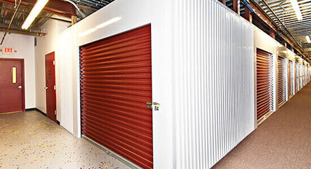 StorageMart on State Route 3 South in Gambrillis Climate Control Units