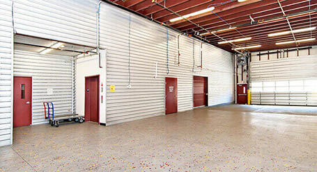 StorageMart on State Route 3 South in Gambrillis Loading Bay