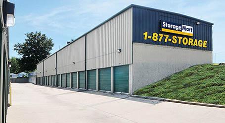 StorageMart on Stewart Road in Pleasant Valley Drive-Up Units