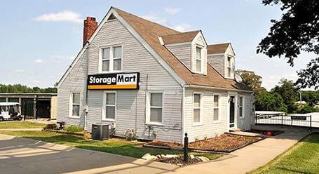 StorageMart on Stewart Road in Pleasant Valley Self Storage