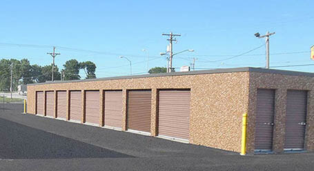 StorageMart on W O St in Lincoln Drive-Up Units
