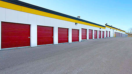 StorageMart on Walters Road in Fairfield Drive-Up Units
