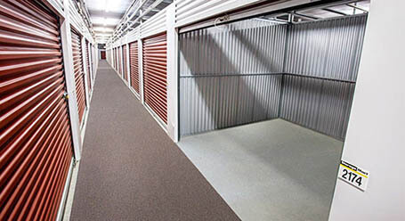 StorageMart on West 159th St in Orland Park Climate Controlled Units