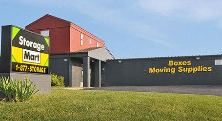 StorageMart on West Dennis Avenue in Olathe Self Storage Units