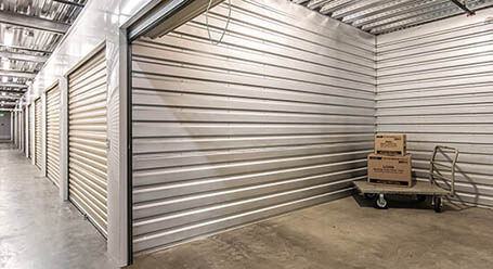 StorageMart on Westgate Drive in Watsonville Climate Control Units