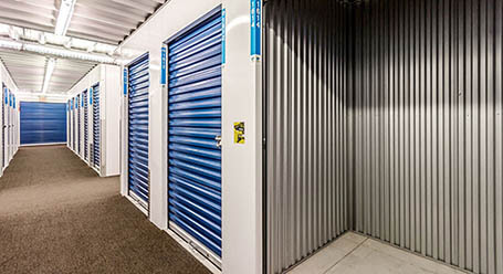 StorageMart on Wicksteed Ave in East York Climate Controlled Units