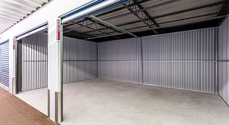 StorageMart on Wicksteed Ave in East York Heated Units