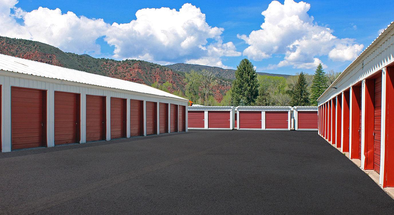 StorageMart Drive Up- Self Storage Units Near Rt 82 & Willits In Basalt, CO