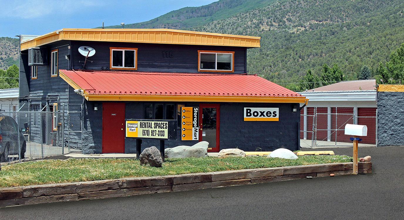 StorageMart - Self Storage Units Near Rt 82 & Willits In Basalt, CO