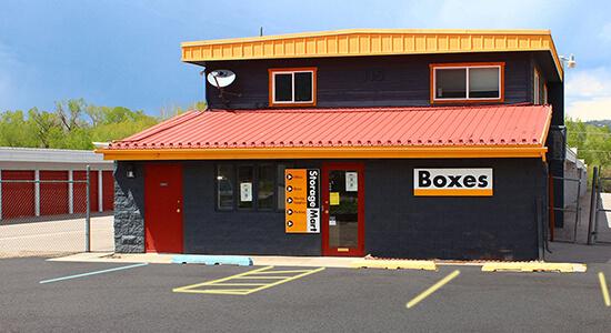 StorageMart - Almacenamiento Cerca De Rt 82 & Willits En Basalt,Colorado