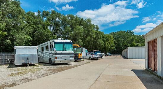 StorageMart RV - Self Storage Units Near Blair High Rd & Sorensen Pkwy In Omaha, NE