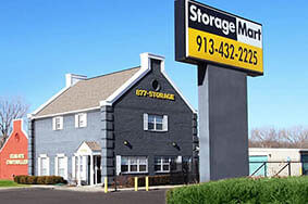 Storage Units in Merriam Near Me