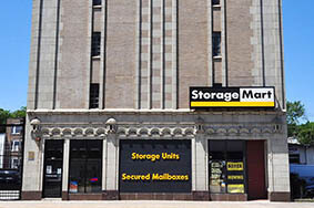 Storage in West Woodlawn Chicago, IL