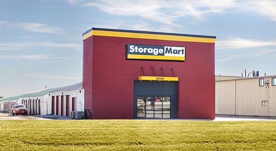 StorageMart - Self Storage Units Near SE Hamblen Rd & SE Oldham Pkwy In Lee's Summit, MO
