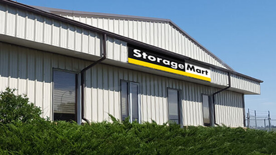 StorageMart - Self Storage Units Near Westside Dr W In Lethbridge, AB