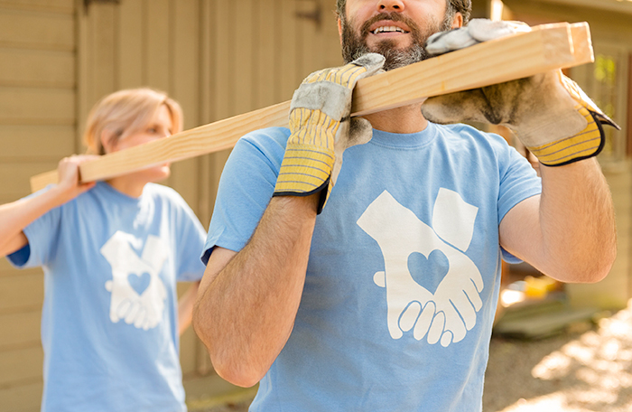 Charitable Giving - Store it Forward