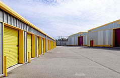 Self Storage in West Sussex