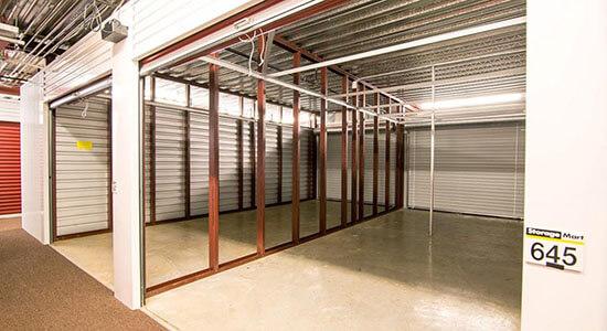 StorageMart workshop unit- Self Storage Near 135th & Antioch In Overland Park, KS