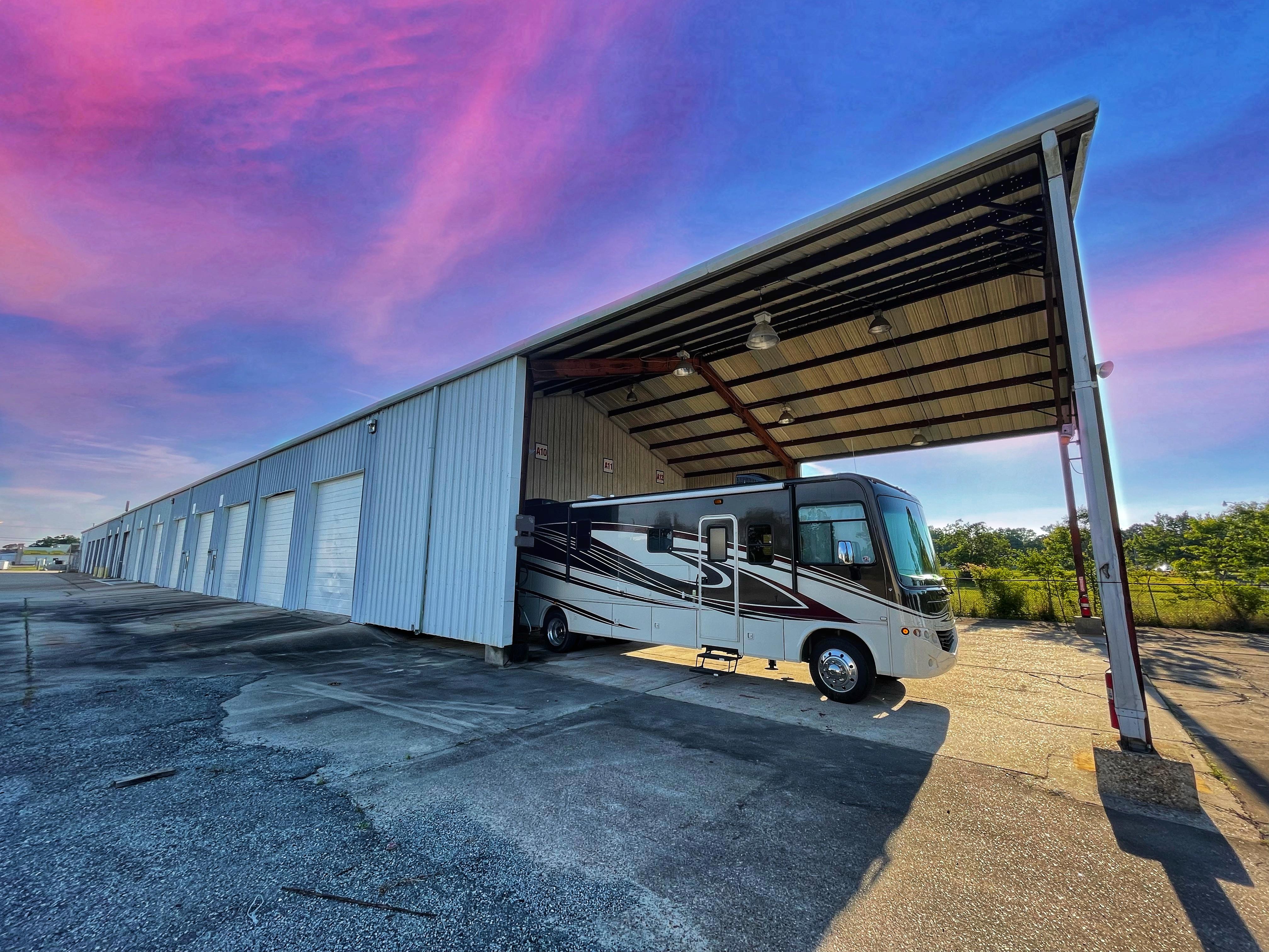 RV & Boat Storage in New Iberia, LA 70560