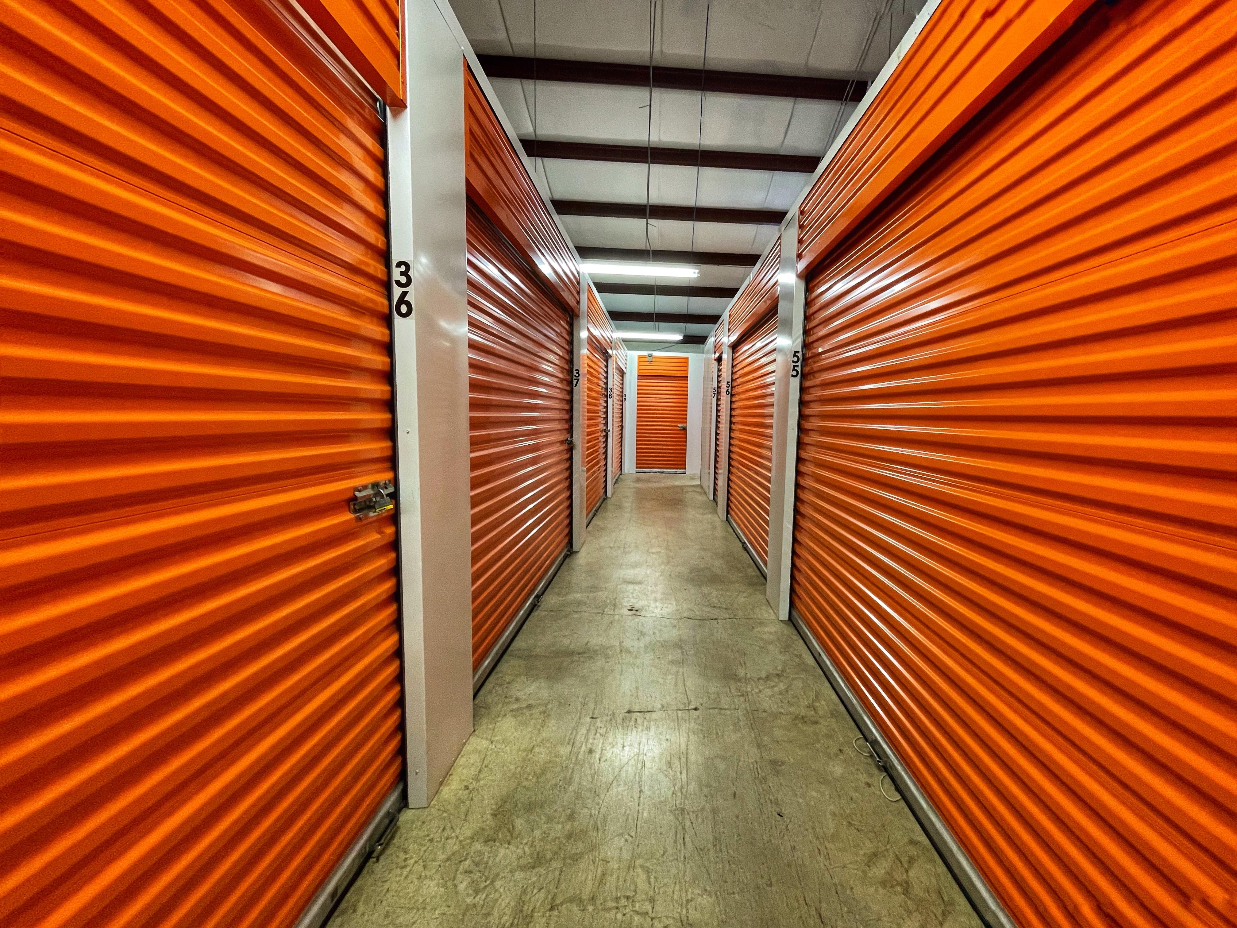 Small storage units