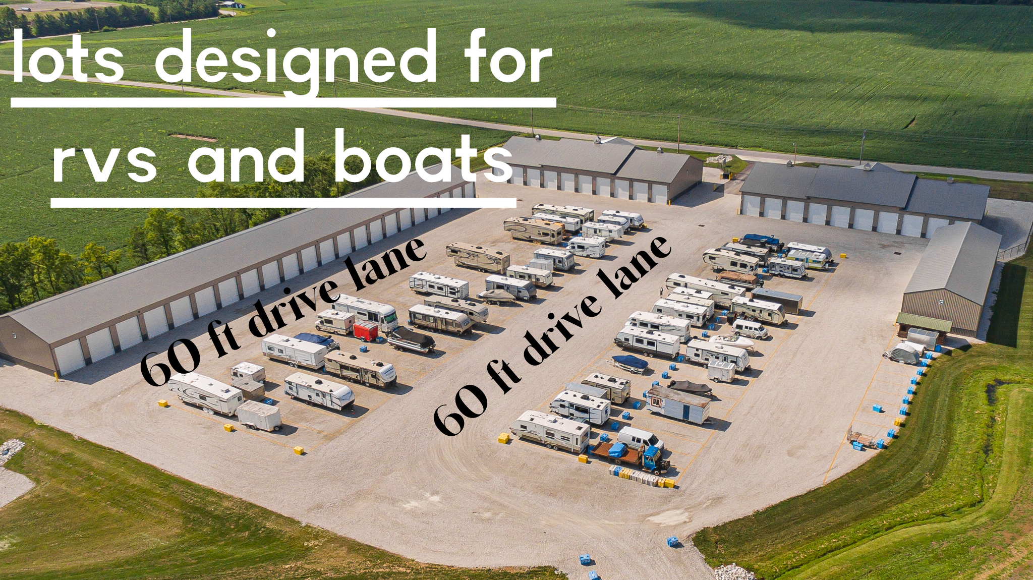 Designed for RVs and boats